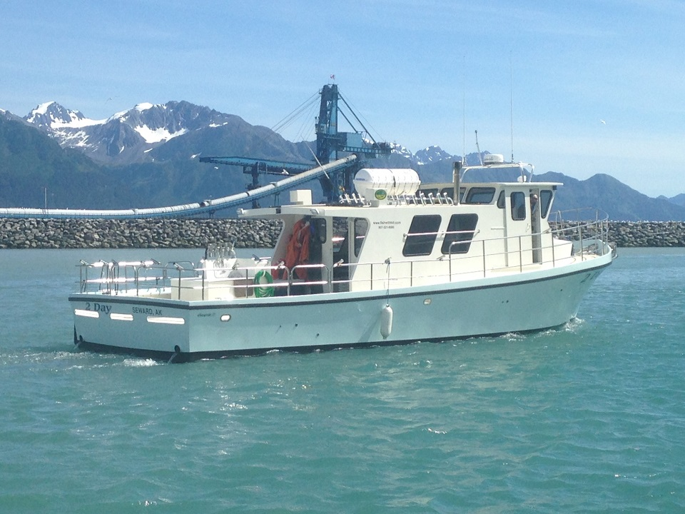 Hill Norvell Alaskan Fishing